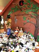 FTE, VVE Collect 11,000+ Socks For Homeless